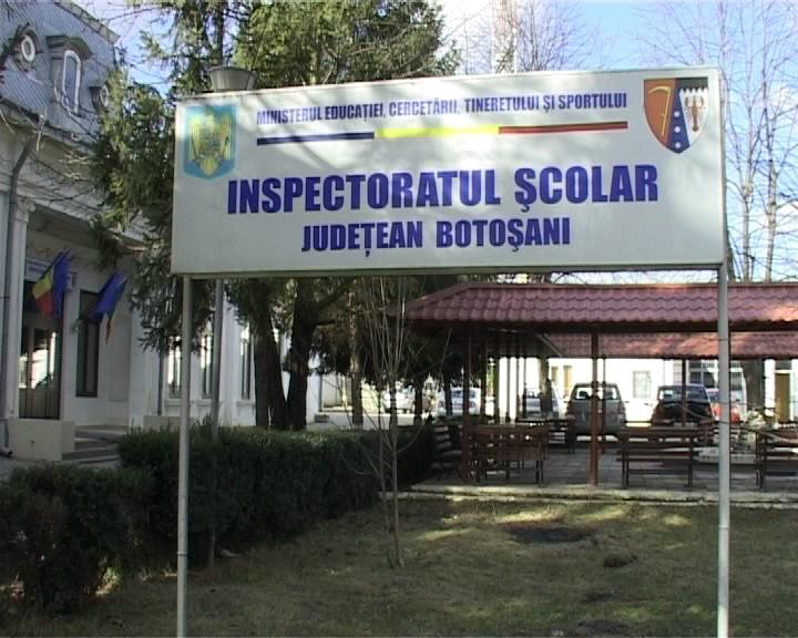 Inspectoratul Şcolar Botoşani