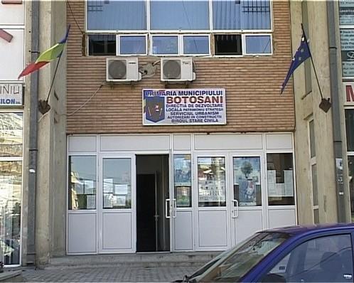 Biroul de Stare Civila Botosani