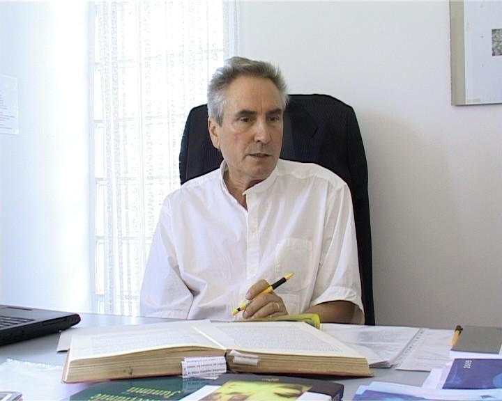 Fostul director al Memorialului Ipotesti, Valentin Cosereanu