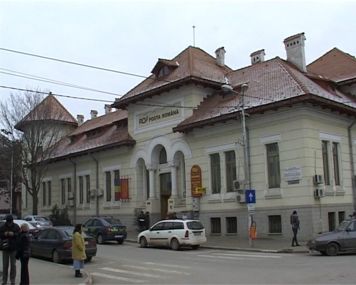 posta romana- Oficiul Judetean de Posta Botosani