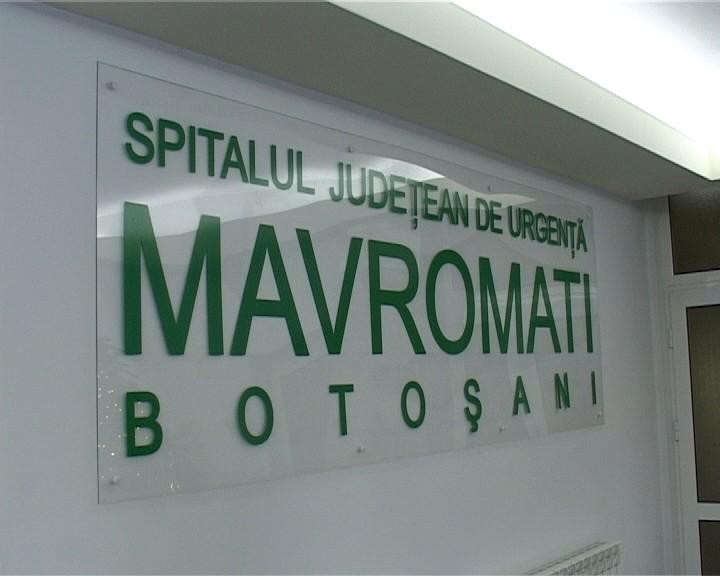 spitalul judetean mavromati botosani
