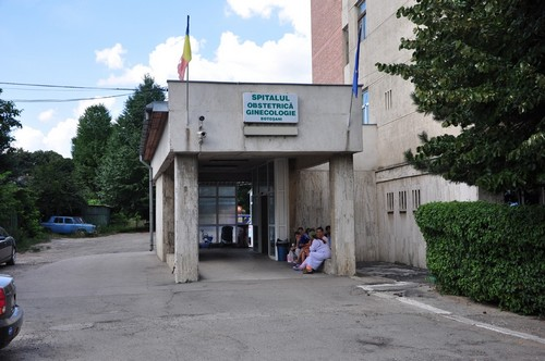 Maternitatea Botosani