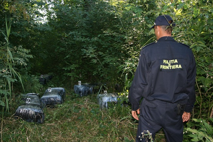 tigari confiscate politie frontiera