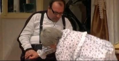 Volin Costin in spectacolul Natura moarta cu un nepot obez