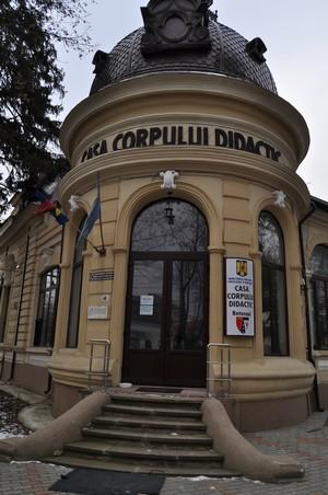 Casa Corpului Didactic Botosani