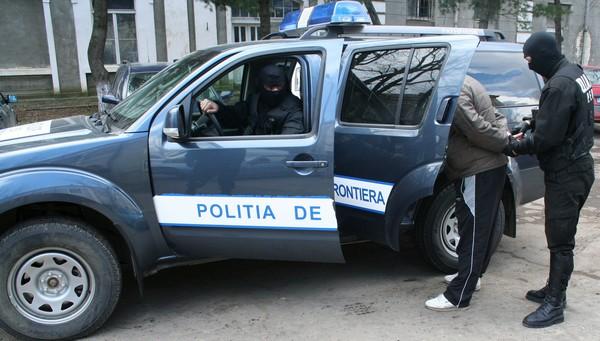 contrabanda- retineri ale Politiei de Frontiera