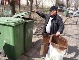 cosuri de gunoi Urban Serv Botosani