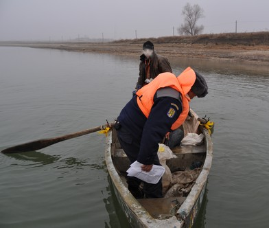 pescari pe prut