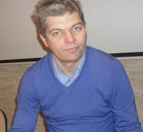 Daniel Cojocariu, inspector resurse umane ISJ