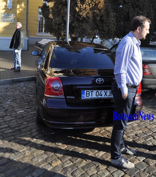 Catalin Buhaianu & Toyota Advensis