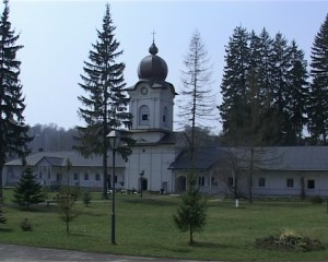Manastirea Vorona- Botosani