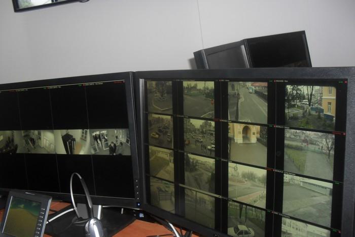 sistem supraveghere video Botosani