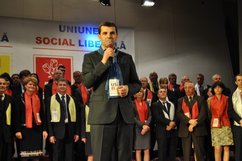 Daniel Constantin-ministrul Agriculturii