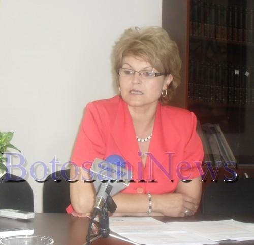 Mihaela Hunca, inspector general al ISJ 1