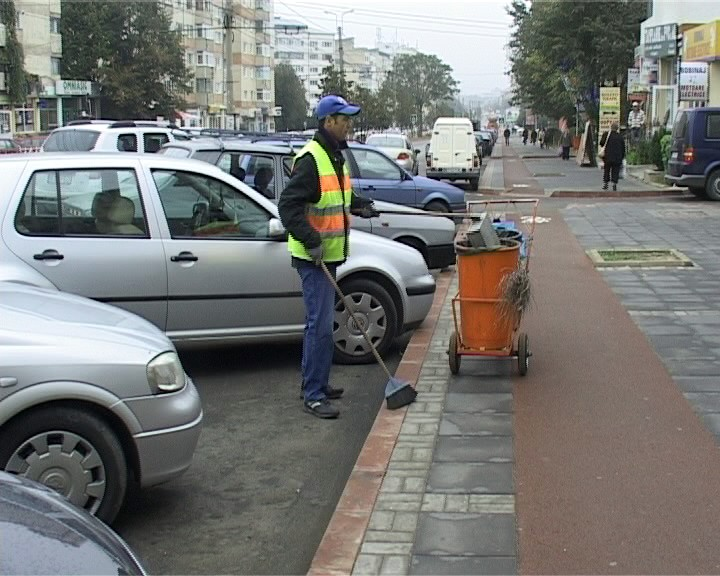maturatori- gunoieri de la Urban Serv botosani