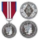 medalii regina marii britanii