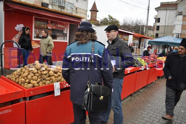 razie politie piata