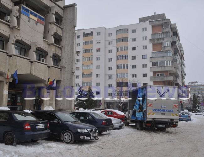 voronskaya la CJ Botosani
