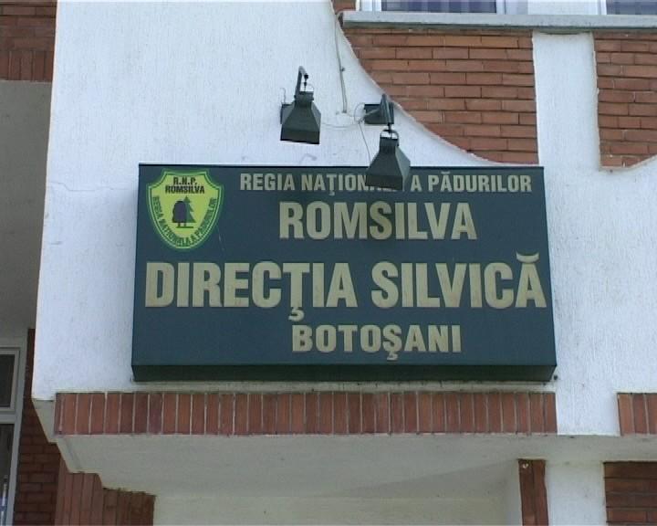 directia silvica botosani