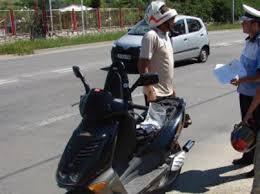 moped- politie