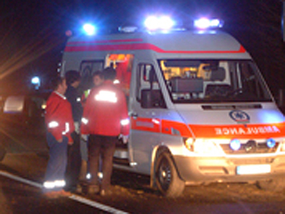 ambulanta accident