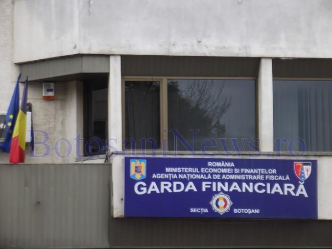 garda financiara botosani