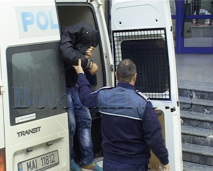 botosani, stiri, arestat, politie