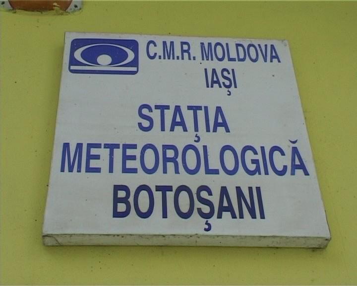 statia meteo Botosani