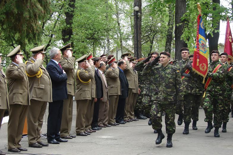 ceremonial militar la Botosani4