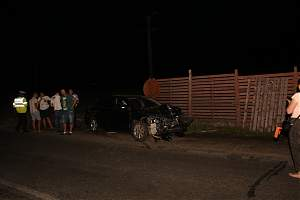 accident Dedeman Botosani
