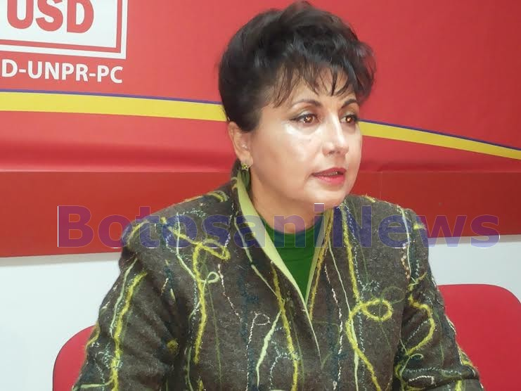 Tamara Ciofu, stiri, botosani