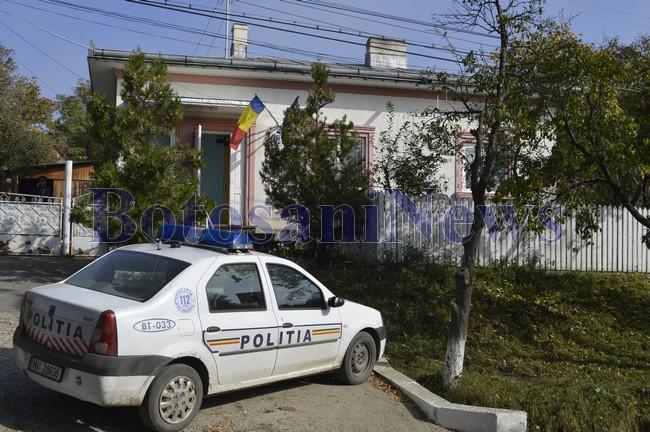 post de politie leorda botosani2