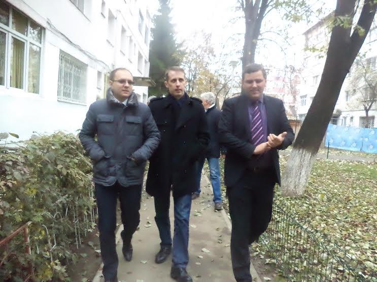 Ovidiu Portariuc- Marius Buliga- Cosmin Andrei