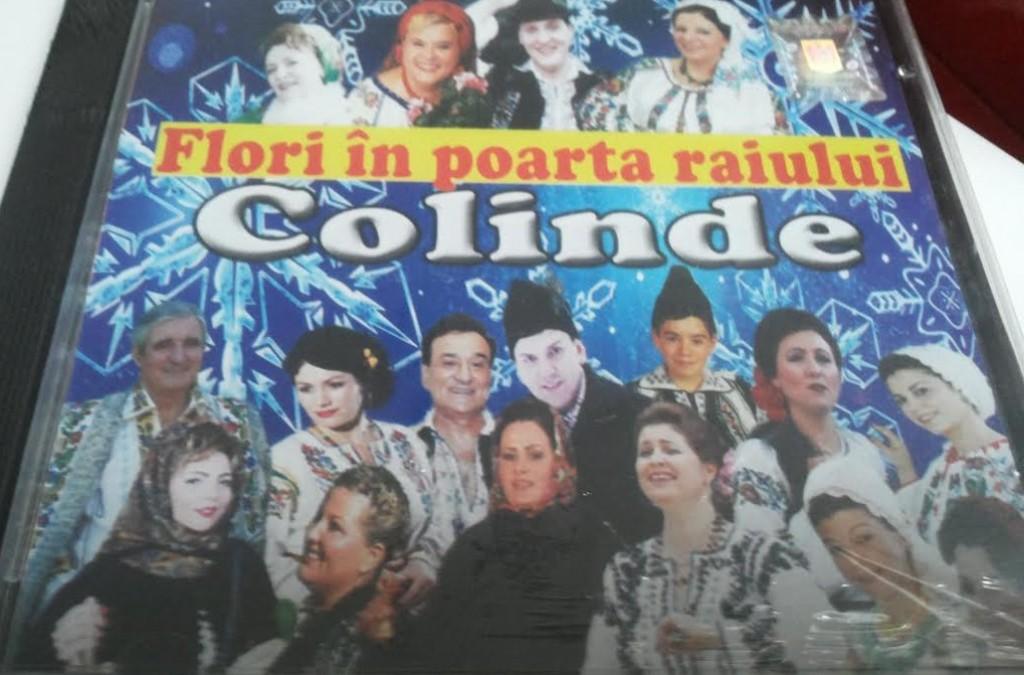 CD de colinde lansat la Botosani