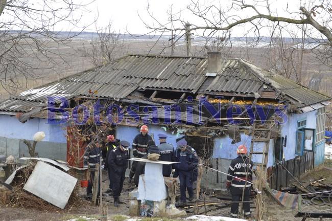 casa pompieri incendiu blandesti botosani