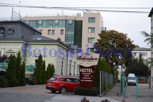 alee hotel belvedere Botosani