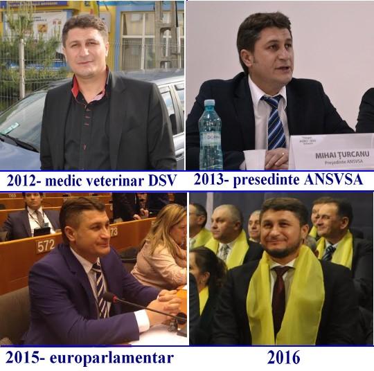 Mihai Turcanu- evolutie look