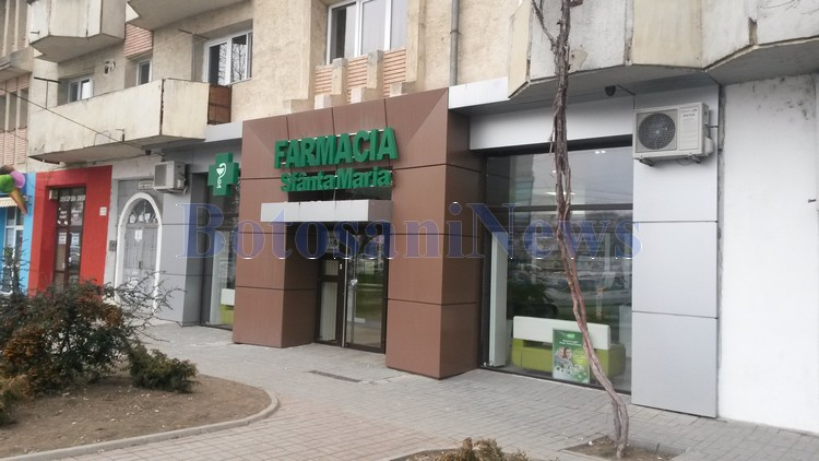 farmacia sfanta maria botosani