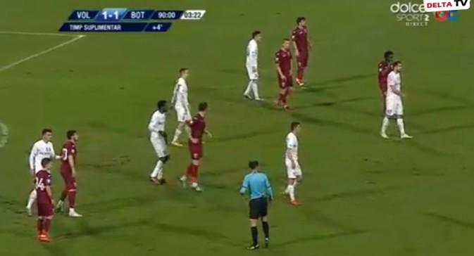 fc voluntari- FC Botosani 1-1