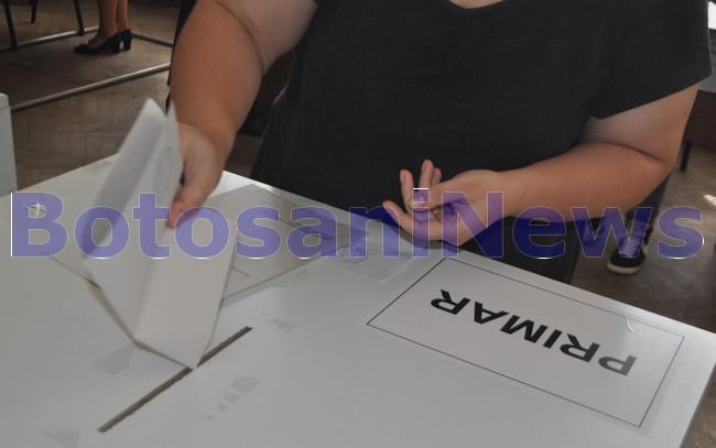 alegeri locale 2016 - sectie de votare - urna - botosani