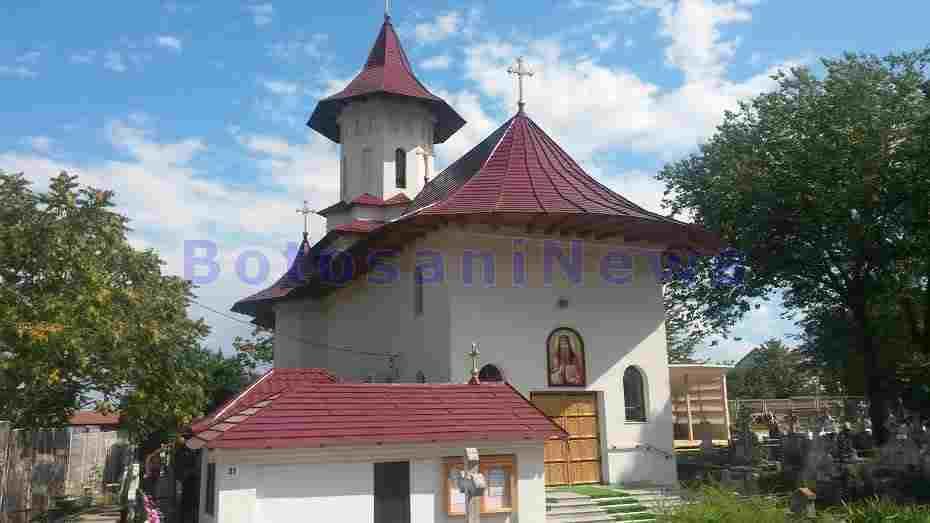 Biserica Zona Industriala Botosani