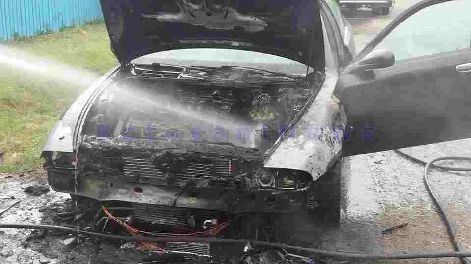 masina arsa la Cernesti- Todireni- Botosani