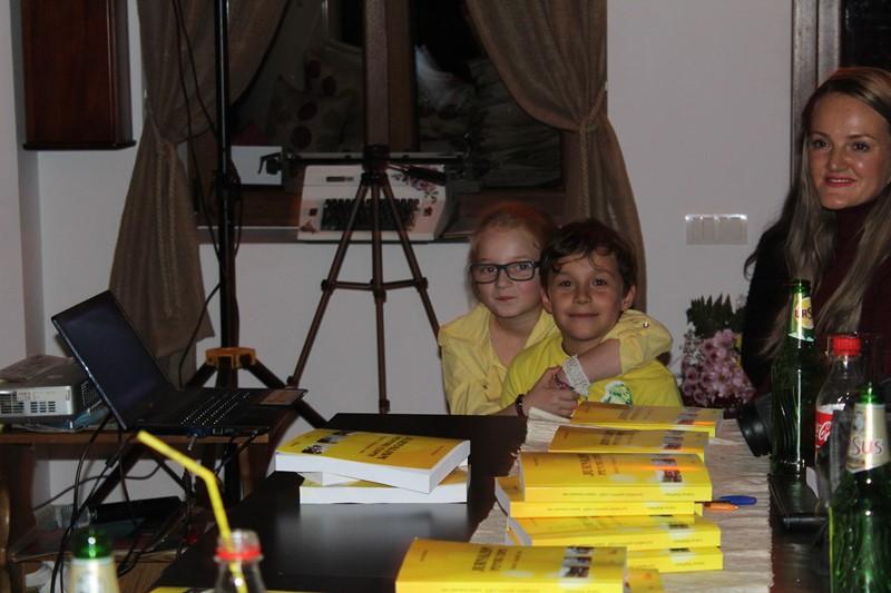 lansare carte de jurnalism pentru copii- botosani