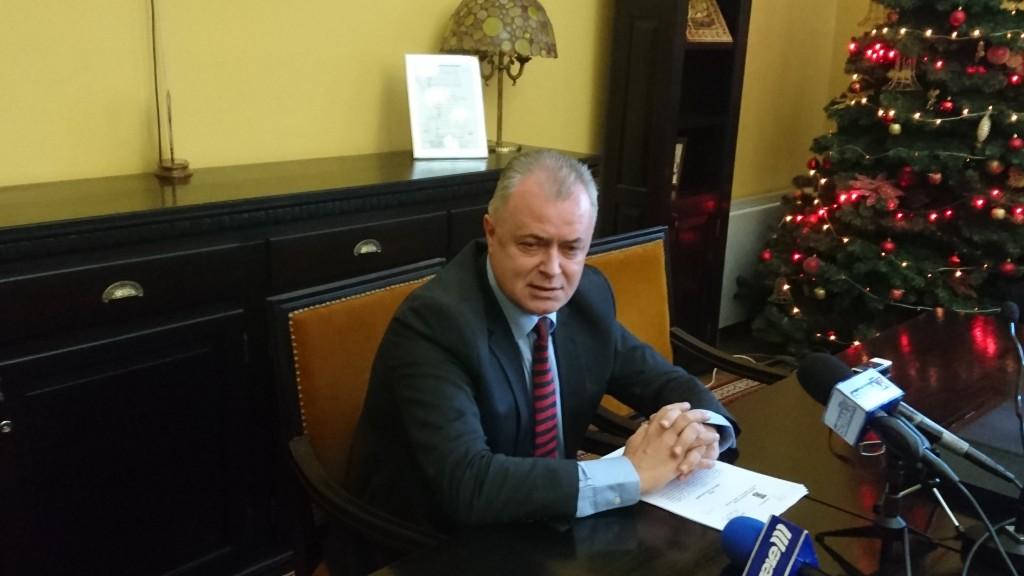 catalin flutur, primar municipiul Botosani