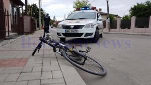 accident biciclist, botosani, stiri, politie