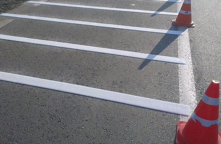 marcaje locuri parcare, stiri, botosani