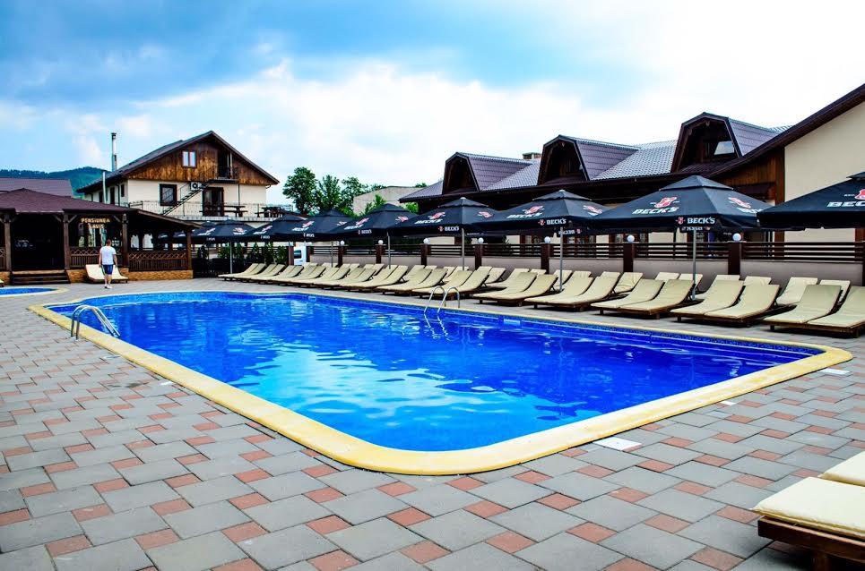 piscina Oceanic SRL Botosani