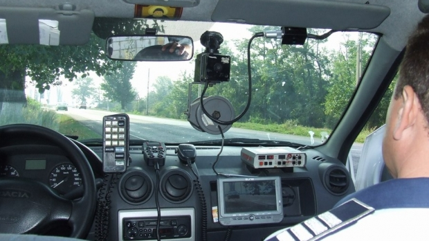radar, politia rutiera, stiri, botosani