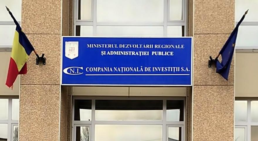 CNI- compania nationala de investitii