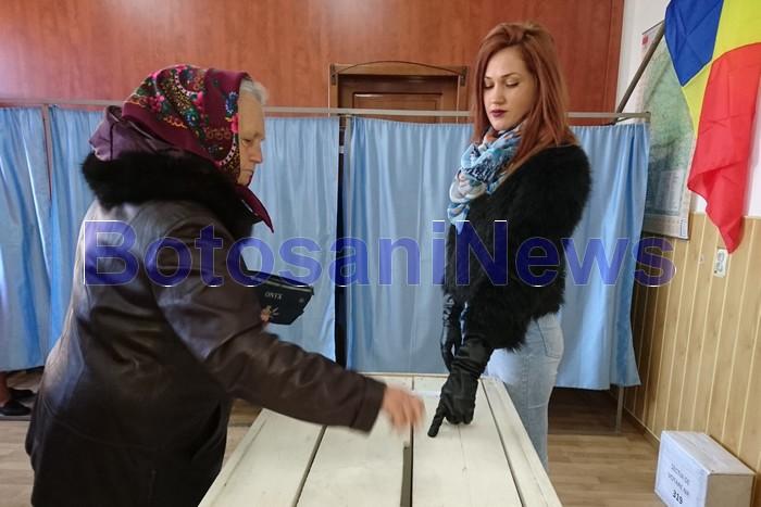 alegeri locale partiale, comuna nicseni, stiri, botosani